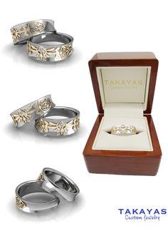 Legend of Zelda Wedding Collection from Takayas