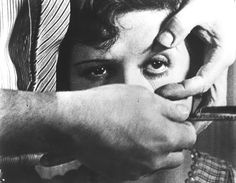 Un Chien Andalou (film still) - Salvador Dali Completion Date: 1928 Style: Surrealism Genre: photo Gallery: MoMA Salvador Dali, Moma, Art Manifesto, Best Short Films, Dali Paintings, Luis Bunuel, Pierrot, Cinema Movies, Horror Movies