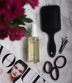 OUAI hair oil || Review | another kind of beauty blog