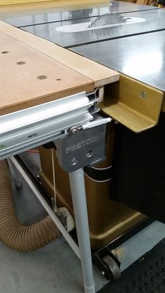 Image result for Festool CMS table saw sled