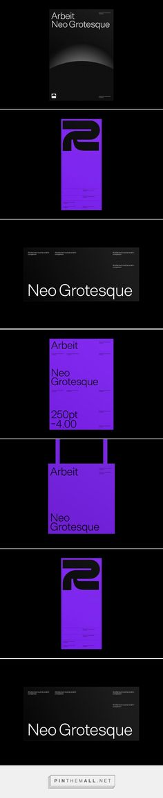 Arbeit is a functional Neo-Grotesque typeface. A variable version of the font is included with the complete family.