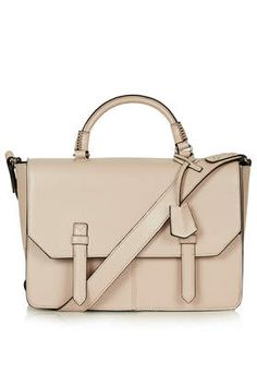 Large Clean Satchel - New In This Week - New In