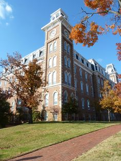 Fayetteville Campus  Old Main Building