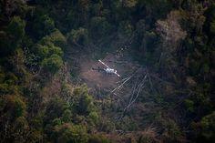Fotografias aéreas mostram incêndio florestal na Terra Indígena (TI) Arariboia, no Maranhão, onde vivem 12 mil Guajajaras e cerca de 80 indivíduos isolados do povo Awá-Guajá. O incêndio dura dois meses e é o maior já registrado em terras indígenas no Brasil. Cerca de 45% dos 413 mil hectares do território foram destruídos. A falta de uma política eficaz de proteção das terras indígenas permite o roubo de madeira e aumenta o risco de que incêndios como esse possam se repetir em outras…