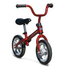 Chicco Red Bullet Bicicletta senza pedali