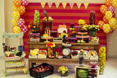 festa infantil quitanda - Google Search