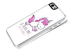 Iphone 5c-Coque-Rigide-Licorne pas cher - PriceMinister