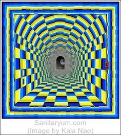Sanitaryum | Clean Funny Pics & Clean Humor   Optical Illusion is crazy
