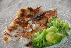 Pan-fried Crusted Grouper — The Rozy Home Recipes With Fish And Shrimp, Shrimp Recipes, Fish Recipes, New Recipes, Dinner Recipes, Cooking Recipes, Favorite Recipes, Healthy Recipes, Dinner Ideas