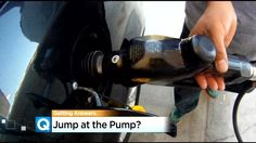 """There could be another """"jump at the pump"""" as California gas prices are likely to climb in 2015."""