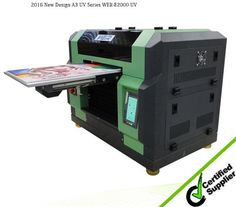 Wer-ED2514UV High Quality Roll to Roll Flatbed UV Printer in Dubai     More: https://www.eprinterstore.com/products/wer-ed2514uv-high-quality-roll-to-roll-flatbed-uv-printer-in-dubai.html