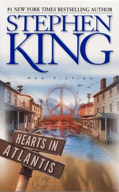 I generally can't stand Stephen King's dumbed-down horror tales, but Hearts in Atlantis is brilliant, beautiful, moving, and unforgettable.