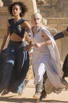 Daenerys & Missandei