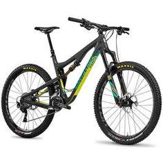 Santa Cruz 5010 2 Carbon C R 650b Mountain Bike 2016 Matt Black/Yellow