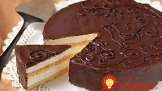 Íme a recept! Czech Recipes, Russian Recipes, Hungarian Desserts, Cookie Recipes, Dessert Recipes, Easy Cake Decorating, Just Cooking, Food Cakes, Creative Cakes
