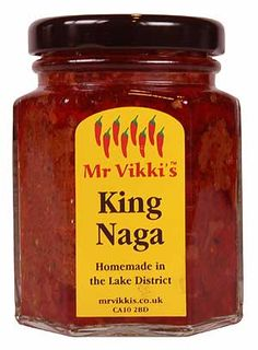 Pure naga jolokia chilli paste - Google Search