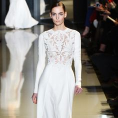 Elie Saab Spring Couture Gown
