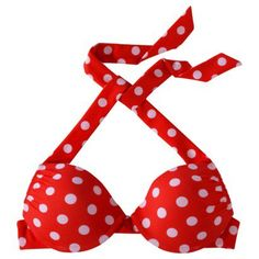 polkadots . . I used to have something like this .. . . MANY moons ago
