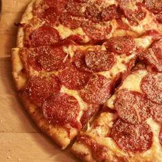 I truly do miss you!! #glutenfreelife #nodairy #pizza #imisscheese #healmyguts by bizzwhitt