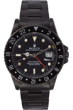 1806c21a4432 Black Limited Edition - Matte Black Limited Edition Rolex Sea Dweller Watch