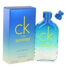 34413c531dfb Ck One Summer Eau De Toilette Spray (2015) By Calvin Klein