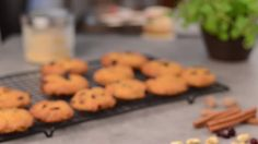 Vegan cookies with carrot and crenberries Free Stock Video, Carrots, Vegan, Cookies, Desserts, Photography, Food, Crack Crackers, Tailgate Desserts