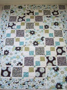 Midnight Creations: Finished Quilt UFO 2012: Habitat and The Big Easy
