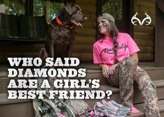 A dog and a gun are a real country girl's best friend! Real Country Girls, Country Girl Life, Country Girl Quotes, Cute N Country, Southern Quotes, Girl Sayings, Southern Girls, Country Sayings, Southern Belle