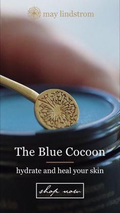 Nourish and feed your skin with The Blue Cocoon beauty balm solid to oil waxless concentrate. Soothing blue tansy and hydrating marula oil bring glow and transform even the most sensitive skin. Cellulite Wrap, Causes Of Cellulite, Reduce Cellulite, Anti Cellulite, Cellulite Exercises, Cellulite Remedies, Thigh Cellulite, Stomach Remedies, Cellulite Workout