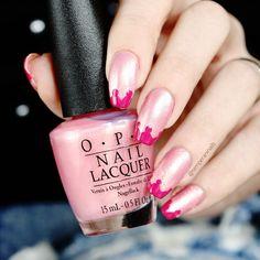 OPI princesses rule & pink flamenco.