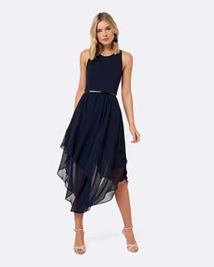 Buy Jaya Tiered Skirt Dress by Forever New online at THE ICONIC. Free and fast delivery to Australia and New Zealand.