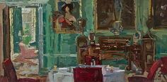 Lindy Guinness.  The Dining Room, Clandeboye, 2005.