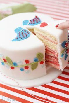 Pretty cake for Brianna or Georgie @Rebecca Hall & @Tracey Hilton