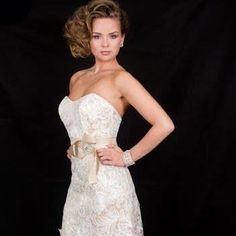 Alice Padrul Bridal Couture Collection 2013, style Adele.