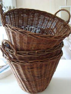Baskets lovely baskets
