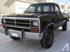 1989 Dodge Power Ram - Priced to Sell - (Broomfield) for Sale in ...