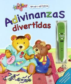 Adivinanzas divertidas / Funny Riddles (Aprendo Con Adivinanzas / Learn With Riddles) (Spanish Edition) by Equipo Editorial http://smile.amazon.com/dp/8466221964/ref=cm_sw_r_pi_dp_so4evb193B2TA