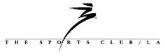 One of my favorite places being a Certified Personal Trainer was at the Sports Club LA.  I worked in the Irvine and Beverly Hills locations in California.