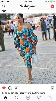 Here Are Some Awesome african fashion outfits 8376 African Fashion Designers, African Fashion Ankara, African Inspired Fashion, African Print Dresses, African Print Fashion, Africa Fashion, African Dress, Ankara Dress, African Prints