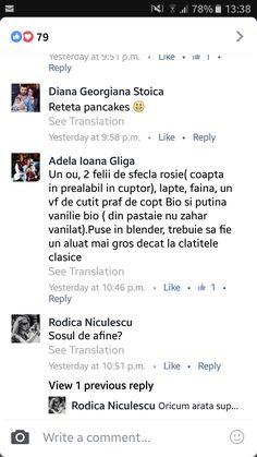 Clatite sfecla: lapte, faina, praf de copt, ou