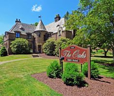 For Sale - The Oaks Bed and Breakfast located about a mile from the National Comedy Center and Lucille Ball Museum in Jamestown, NY.