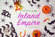 Events in the Inland Empire   October 2017