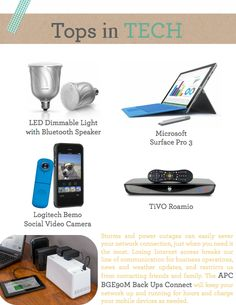 Top Tech gifts