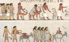 Primero de Sociales: T09. Egipto
