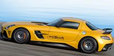Misha Designs Mercedes SLS AMG