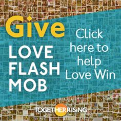 ITS LOVE FLASH MOB