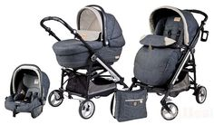 Peg Perego Book Plus Modular Completo Pushchair + baby seat isofix black denim jeans gray - Collection 2014 Peg Perego, Baby Kids, Baby Boy, Baby Equipment, Baby Supplies, Black Denim Jeans, Prams, Baby Store, Baby Wearing