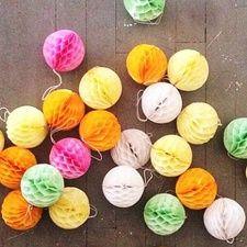 "Fun-Size 3"" Tissue Balls"