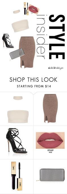 SKK by mers121212 on Polyvore featuring мода, Dolce&Gabbana, New Look and Smashbox