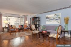 Former Central Park Co-op of Late Actress Doris Roberts For Sale at $3.2M